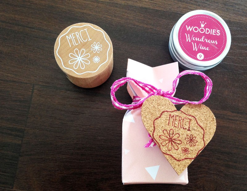 'Sweet Treats' DIY Gift Box