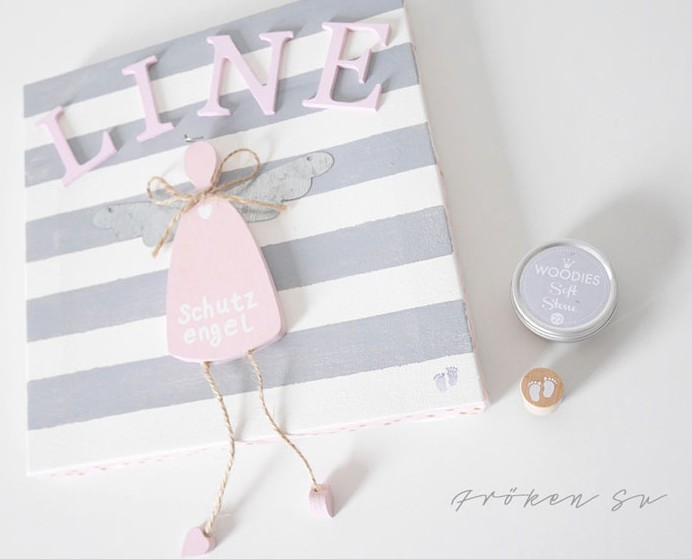 DIY -  A Gift for a New Baby
