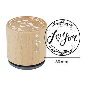 herzstempel - Stempel with love