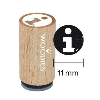 Woodies Ministempel - kleine Stempel - To Do Stempel