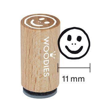 Woodies Ministempel - Smileys Stempel