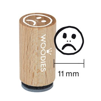 Woodies Schulstempel Smileu Stempel 3