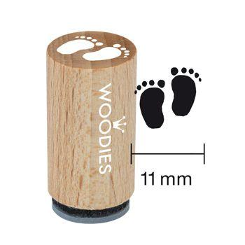 Stempel Geburt - Woodies DIY Baby