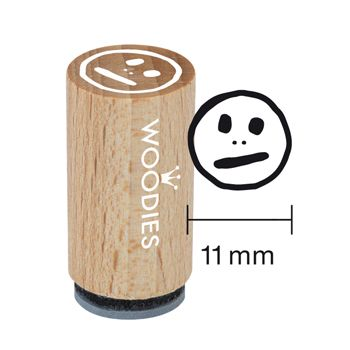 Woodies Schulstempel Smileu Stempel 2