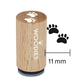 Woodies Stempel Tiere - Stempelset Tiere